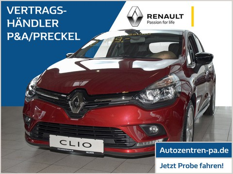 Renault Clio TCe 90 Start & Stop LIMITED