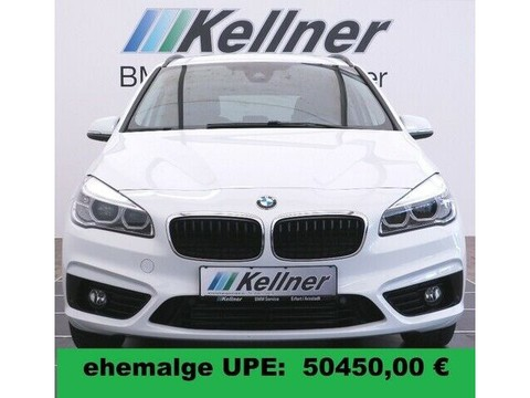 BMW 220 Gran Tourer d Sport Line