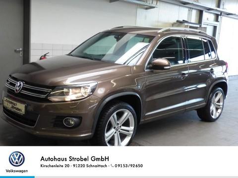 "Volkswagen Tiguan 1.4 TSI ""LOUNGE"" R-Line Sportausst"