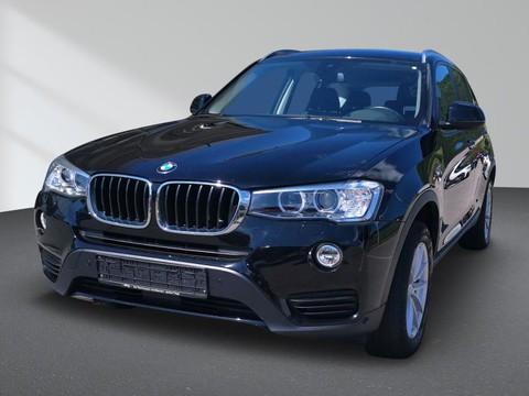 BMW X3 xDrive20d Advantage Innovationsp Prof Konfortzugang