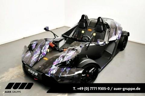 "KTM X-BOW ""R"" Roadster kompl Folierung NE"