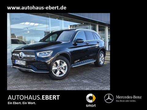 Mercedes-Benz GLC 300 e AMG-Line