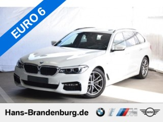 BMW 520 dA M-Sport Integral