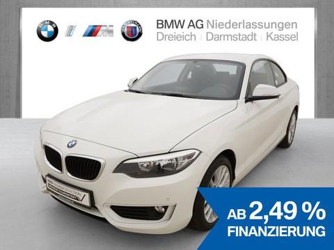 BMW 228 i Coupé