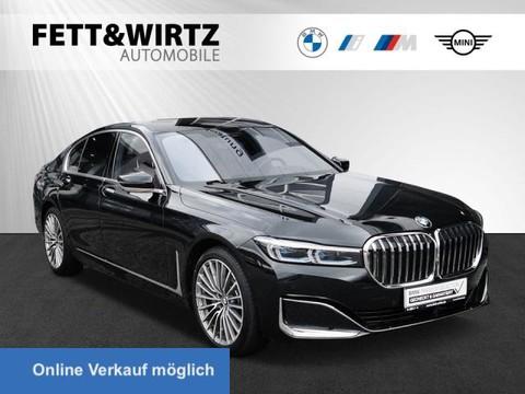 BMW 740 i Laser H K Leas 849 - o A