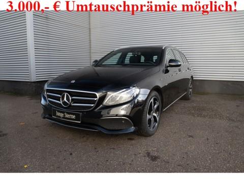 Mercedes-Benz E 200 T Avantgarde Sportstyle