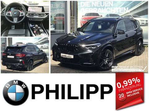 BMW X5 M h&k DAP PA