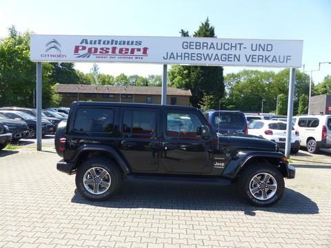 Jeep Wrangler 2.0 T-GDI JL Unlimited Sahara MY19 (EURO 6d-)