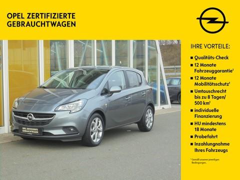 Opel Corsa-e 120 Jahre