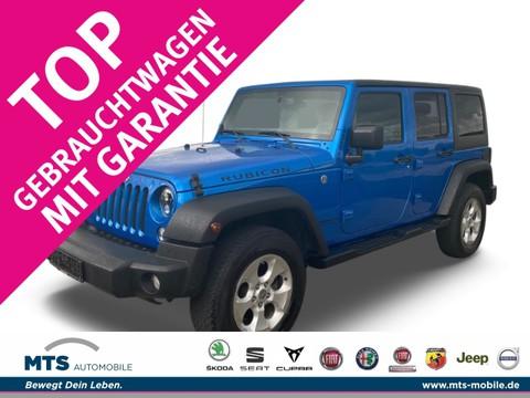 Jeep Wrangler Unlimited Rubicon CRdi