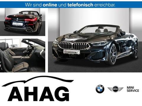 BMW 840 d xDrive Cabrio M Sportpaket Innovationsp