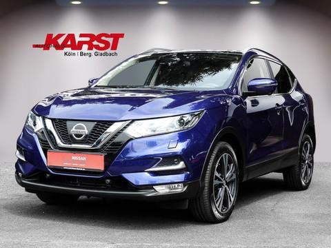 Nissan Qashqai 1.2 N-Connecta Automatik °