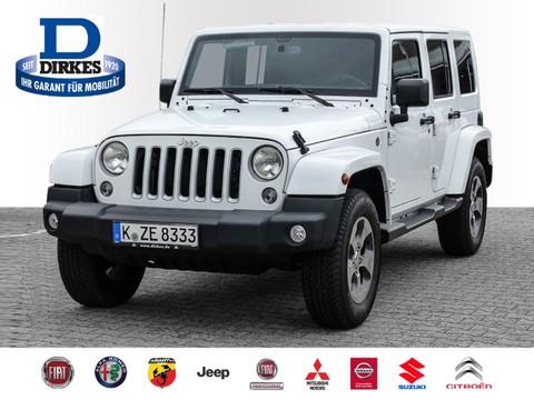 Jeep Wrangler 3.6 Unlimited Sahara V6 DUAL TOP