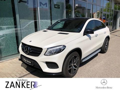 Mercedes GLE 350 d Coupé Fond-Ent ` AMG H&K