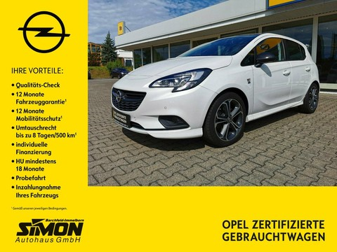 Opel Corsa E Edition 150PS OPC-Line