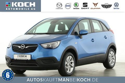 Opel Crossland X 1.2 Turbo Edition Klimaat