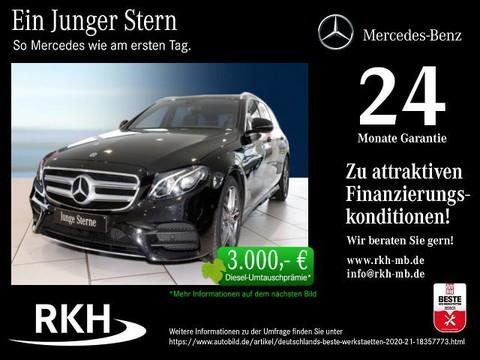Mercedes-Benz E 300 T AMG Line