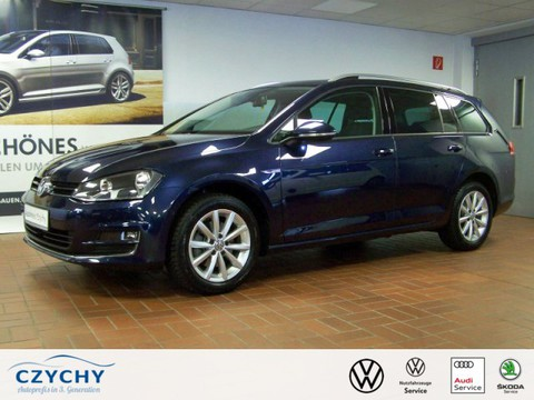 Volkswagen Golf Variant 1.4 TSI Golf VII Lounge