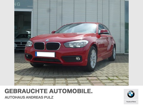 BMW 118 i Automatik Advantage