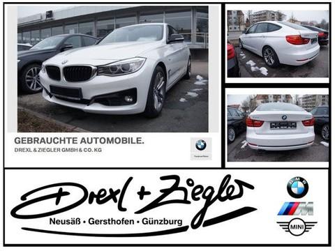 BMW 325 d Gran Turismo Sport Line HiFi