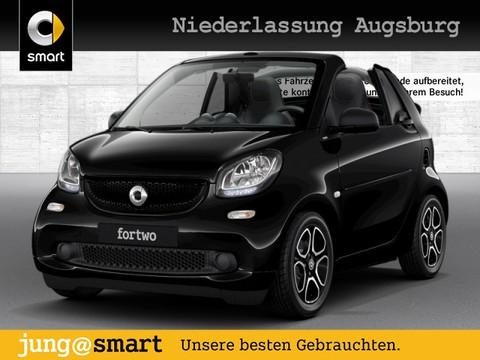 smart ForTwo cabrio 66kW passion