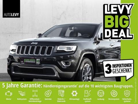 Jeep Grand Cherokee 3.6 V6 FlexFuel Limited Allwetter