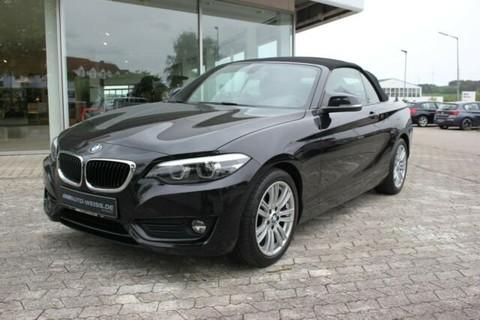 """BMW 218 dA HiFi-HK 17"""""""