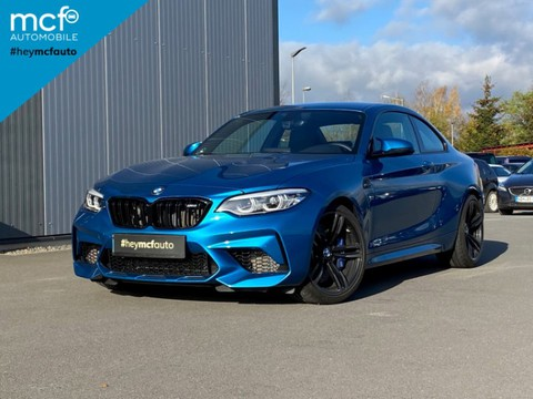 BMW M2 Coupe Competition Drivelogic 19Zoll