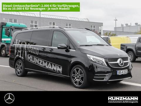 Mercedes-Benz V 300 d Avantgarde Edition extralang