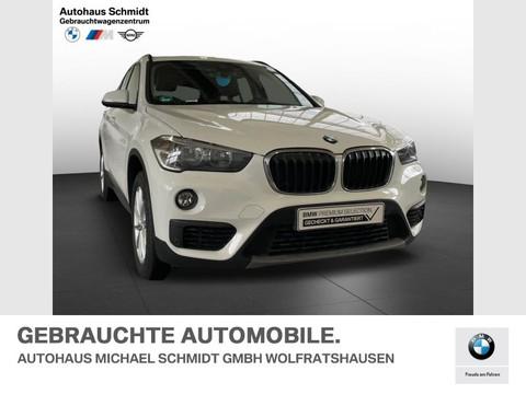 BMW X1 sDrive18d Lordose