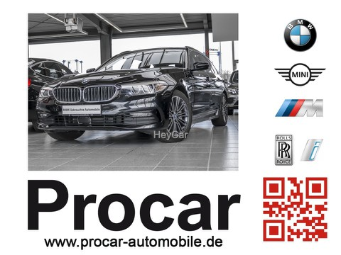 BMW 525 d Sport Line Prof