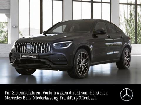 Mercedes-Benz GLC 43 AMG Coupé Sportpaket Vollleder