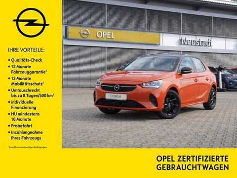 Opel Corsa 1.2 -F Edition Sitz-& Lenkradh