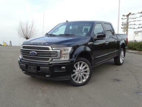Ford F 150 Limited Super Crew Cab Leasing 450 �