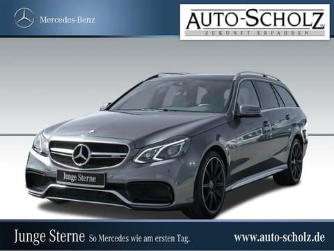 Mercedes E 63 AMG Mercedes T S 4MA DRIVERS-PACKAGE PANODA