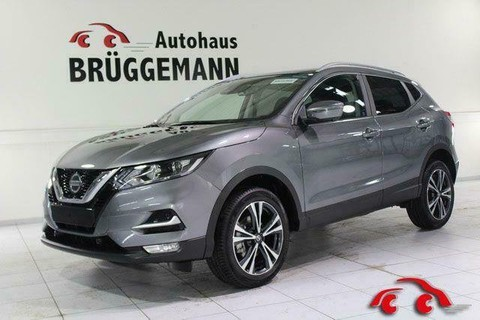 Nissan Qashqai 1.3 DIG-T N-CONNECTA RELING FRO