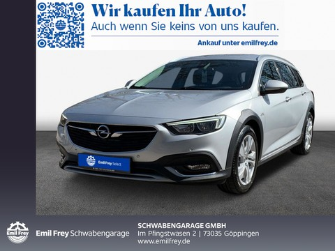 Opel Insignia 2.0 Country Tourer Diesel