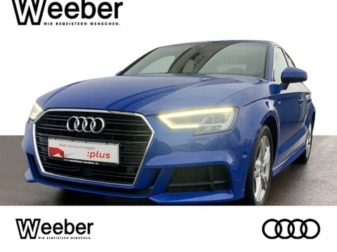 Audi A3 1.4 TFSI Lim design