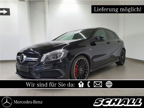 Mercedes-Benz A 45 AMG NIGHT