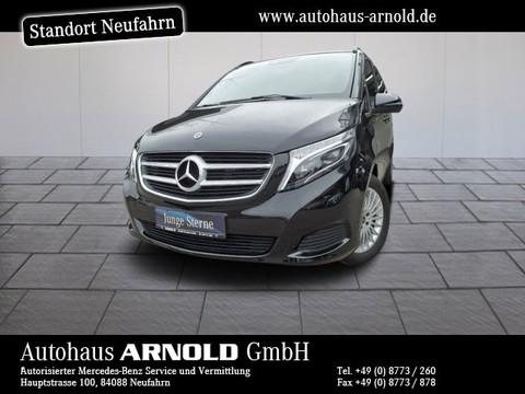 Mercedes-Benz V 250 d Avantgarde XL el Türen
