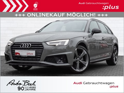 Audi A4 Avant S line 40TFSI EPH