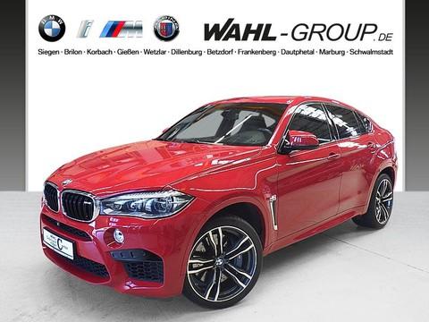 BMW X6 M M Drivers P Fond Entertainm