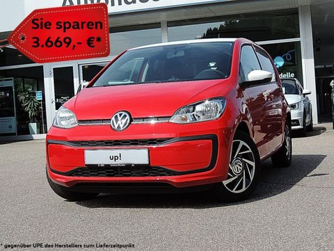 Volkswagen up 1.0 move up up maps