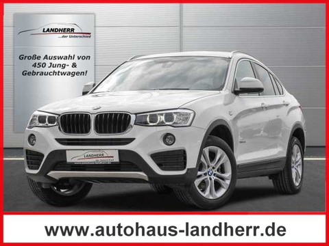 BMW X4 xDrive Schwarz 6 Jahre Qualitätsversprechen