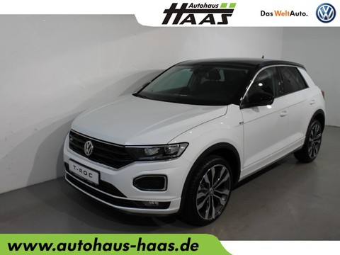 "Volkswagen T-Roc 2.0 TDI ""UNITED"" ""R-Line"""
