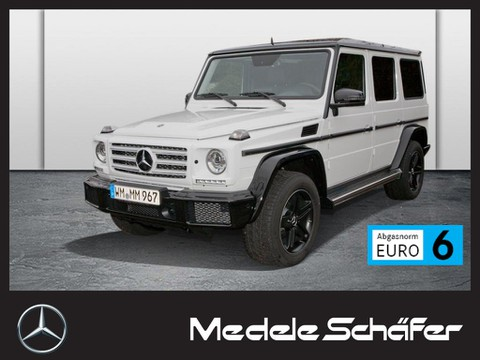 Mercedes G 350 d Night Sport Chrom Distron AMG19Zoll
