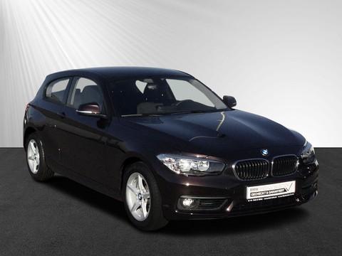 BMW 118 i Advantage 16