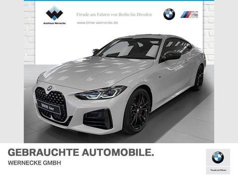 BMW M4 40i xDrive Coupe Gestiksteuerung