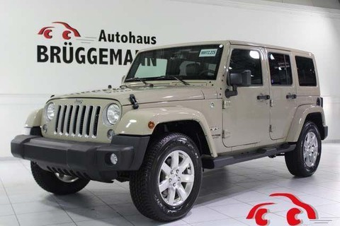 Jeep Wrangler 2.8 CRD UNLIMITED SAHARA 2018