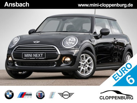 MINI One D Pepper BLUET